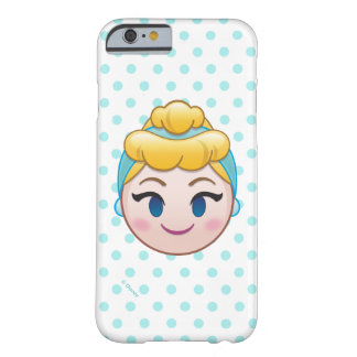 Coque Barely There iPhone 6 Cendrillon Emoji | Cendrillon