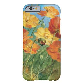 Coque Barely There iPhone 6 Champ floral d'été