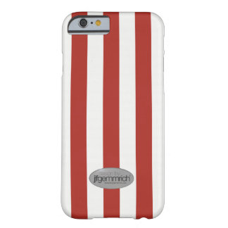 """Coque Barely There iPhone 6 """"Cherry"""" Lines"""