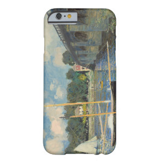 Coque Barely There iPhone 6 Claude Monet | le pont à Argenteuil