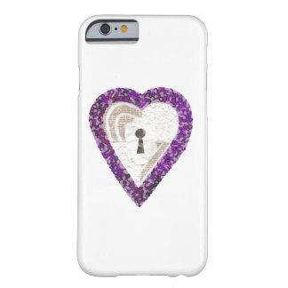 Coque Barely There iPhone 6 Coeur IPhone de casier 6/6 cas
