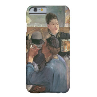 Coque Barely There iPhone 6 Coin de Manet | d'un Café-Concert, 1878-80
