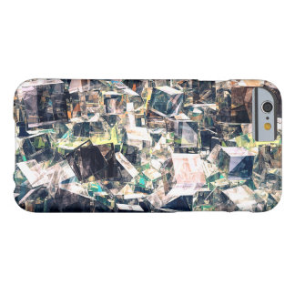 Coque Barely There iPhone 6 Collection chaotique de cubes