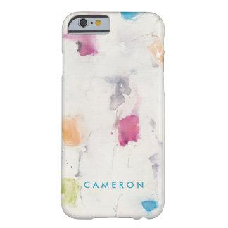 Coque Barely There iPhone 6 Copie abstraite | Mike Schick de Glitterati I
