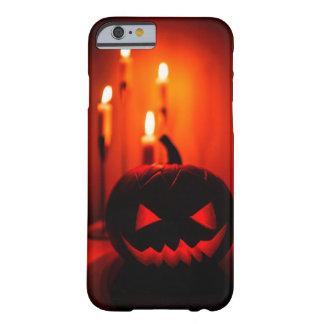 Coque Barely There iPhone 6 Couverture d'IPhone avec le thème de Halloween