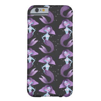 Coque Barely There iPhone 6 Couverture iphone 6/6s - Violette. La sirène
