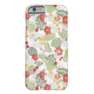 Coque Barely There iPhone 6 Couverture tropicale