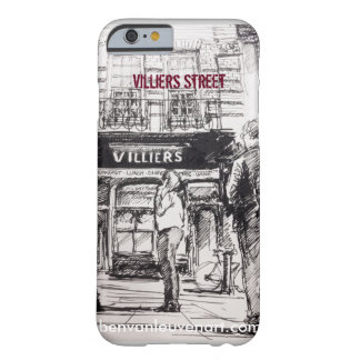 Coque Barely There iPhone 6 Couverture Villiers