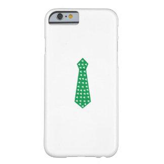 Coque Barely There iPhone 6 Cravate de GIF de Jour de la Saint Patrick de