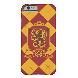 Coque Barely There iPhone 6 Crête de Harry Potter | Gryffindor QUIDDITCH™