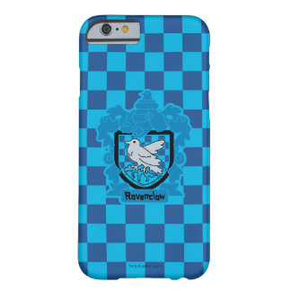 Coque Barely There iPhone 6 Crête de Ravenclaw de bande dessinée