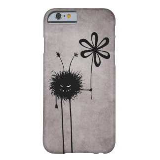 Coque Barely There iPhone 6 Cru mauvais d'insecte de fleur