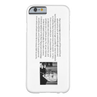 Coque Barely There iPhone 6 De-mythologicalize Rudolf Karl Bultmann