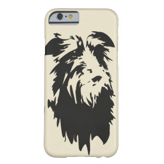 Coque Barely There iPhone 6 Deerhound poster
