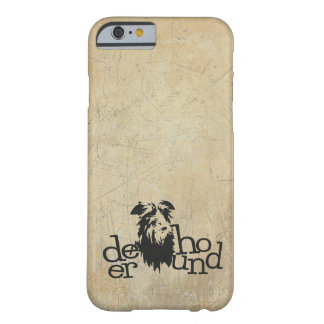 Coque Barely There iPhone 6 Deerhound Urban