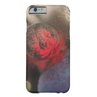 Coque Barely There iPhone 6 Destroyer de cas de téléphone d'art de peinture de