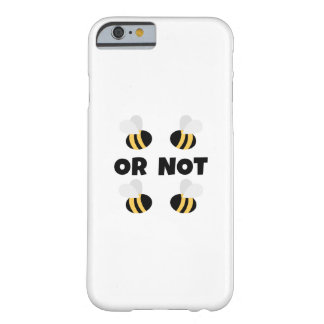 Coque Barely There iPhone 6 Deux abeilles ou non deux abeilles