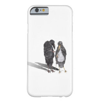 COQUE BARELY THERE iPhone 6 DEUX CORNEILLES