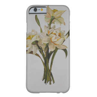 Coque Barely There iPhone 6 Doubles narcisses