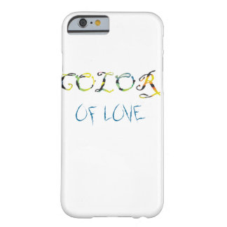 COQUE BARELY THERE iPhone 6 ECRITURE