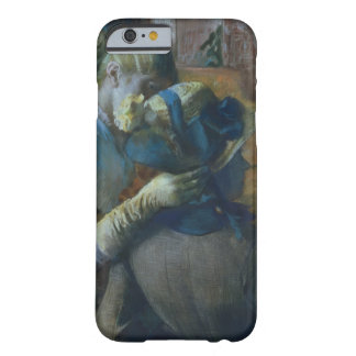 Coque Barely There iPhone 6 Edgar Degas | deux femmes