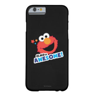 Coque Barely There iPhone 6 Elmo impressionnant