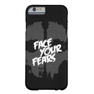 Coque Barely There iPhone 6 faites face à vos craintes