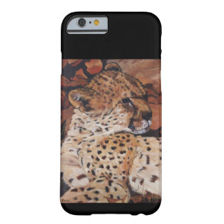 Coque Barely There iPhone 6 Fauve-iphone6