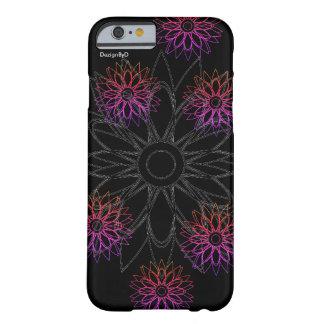 Coque Barely There iPhone 6 fleur tirée par la main