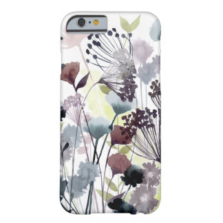Coque Barely There iPhone 6 Fleurons de balancement II