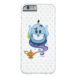 Coque Barely There iPhone 6 Génie d'Aladdin Emoji |