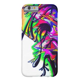Coque Barely There iPhone 6 Graffiti 1