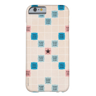 Coque Barely There iPhone 6 Grattez Gameboard vintage