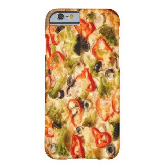 Coque Barely There iPhone 6 Haut étroit de pizza