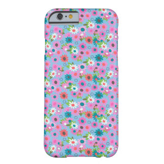 "Coque Barely There iPhone 6 iPhone 6/6s, Barely There ""Jardin Fleuri"""