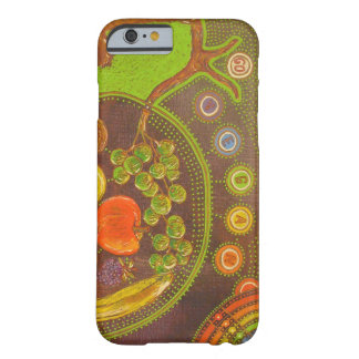 Coque Barely There iPhone 6 iPhone 6 vegan fruits tree
