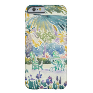 Coque Barely There iPhone 6 Jardin du peintre au saint Clair
