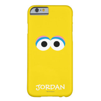 Coque Barely There iPhone 6 Le grand visage | de grand oiseau ajoutent votre