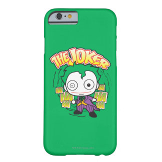Coque Barely There iPhone 6 Le joker - mini