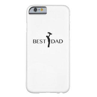 Coque Barely There iPhone 6 Le meilleur cadeau de papa pour le papa de papa de