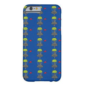Coque Barely There iPhone 6 Le panier Iphone 6 de golf de disque ou cas