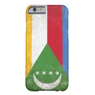 Coque Barely There iPhone 6 Les Comores