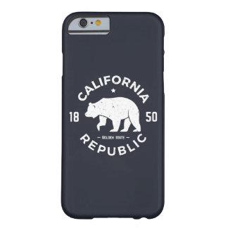 Coque Barely There iPhone 6 Logo | de la Californie le Golden State