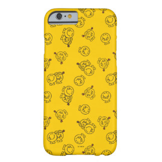 Coque Barely There iPhone 6 M. Happy et petit motif jaune de Mlle Sunshine |