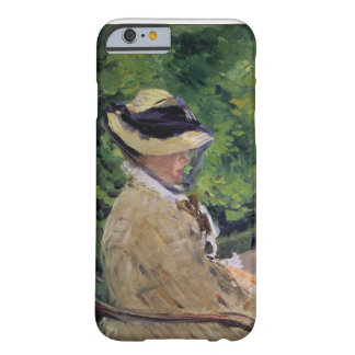 Coque Barely There iPhone 6 Madame Manet de Manet | chez Bellevue