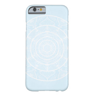 Coque Barely There iPhone 6 Mandala arctique
