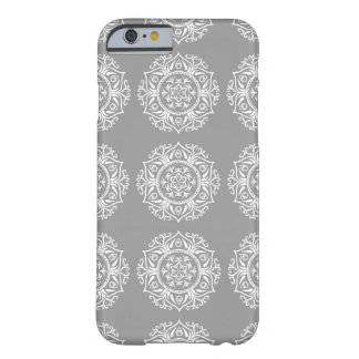 Coque Barely There iPhone 6 Mandala en pierre