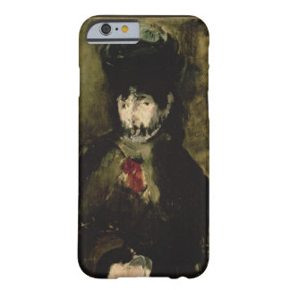 Coque Barely There iPhone 6 Manet | Berthe Morisot portant un voile, 1872