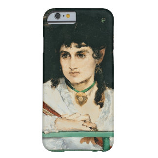 Coque Barely There iPhone 6 Manet | le balcon, détail, 1868-9