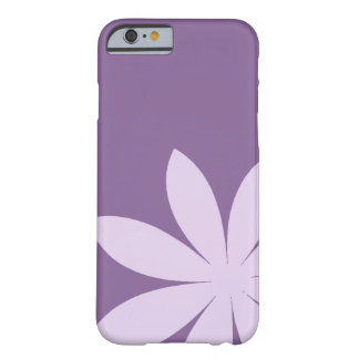 Coque Barely There iPhone 6 Marguerite pourpre